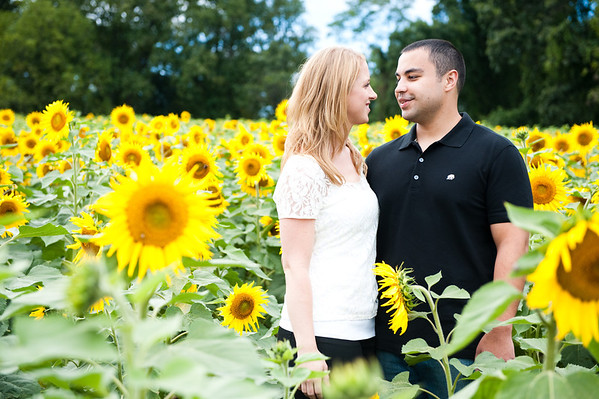 Katie & Amado's Engagement