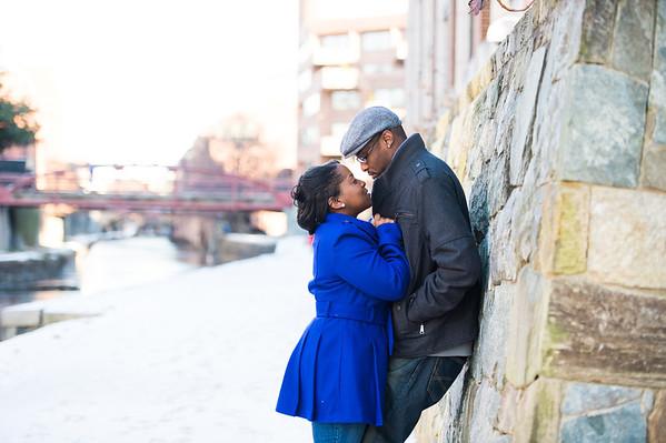 Katreece & Chris Engagement