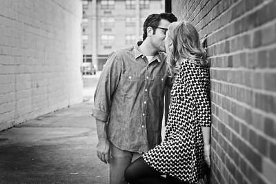 Nina + Matt {Engaged}