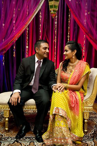 Puja & Pragnesh Engagement Party