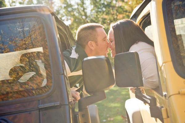 Stephanie & Brendan Engagement