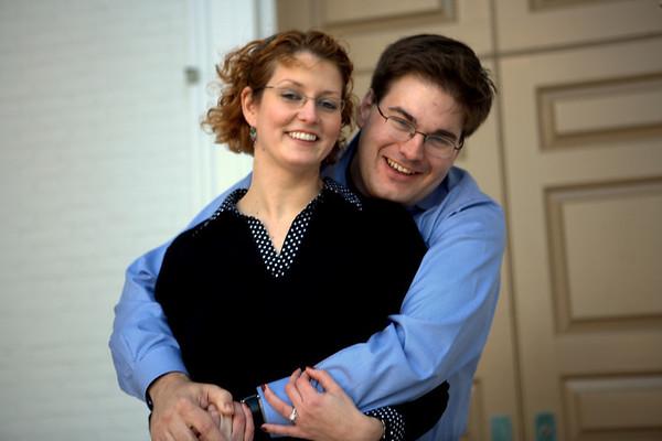 Amanda + Mike