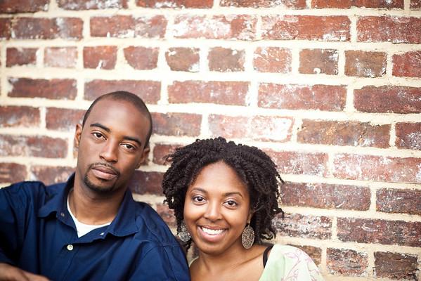 Brandy + Charles: engagement