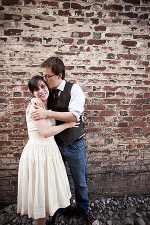 Kate + Nic: engaged