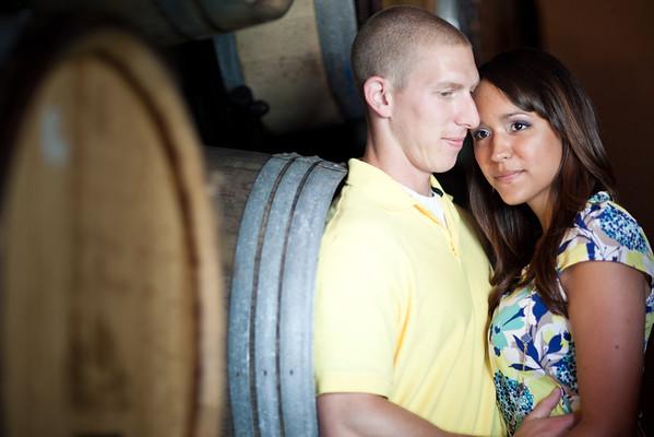 Melissa + Thomas