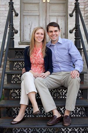 Rebecca + John