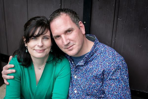 Mary + Geoff