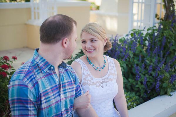 Madeline and Matt Engagement