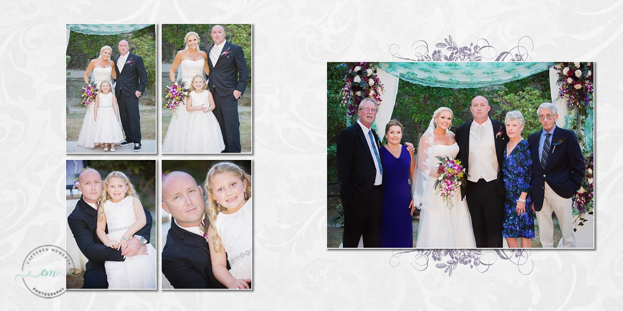 Heather & Brian Wedding Album  - Page 017-018