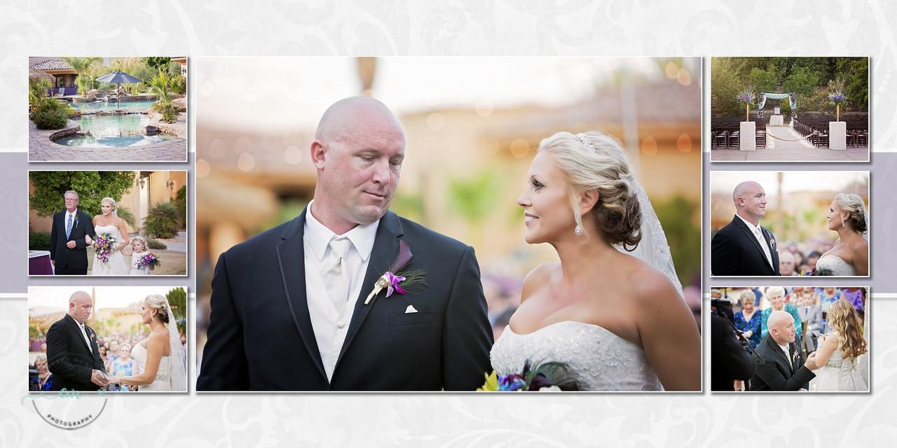 Heather & Brian Wedding Album  - Page 011-012