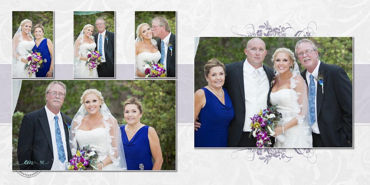 Heather & Brian Wedding Album  - Page 019-020