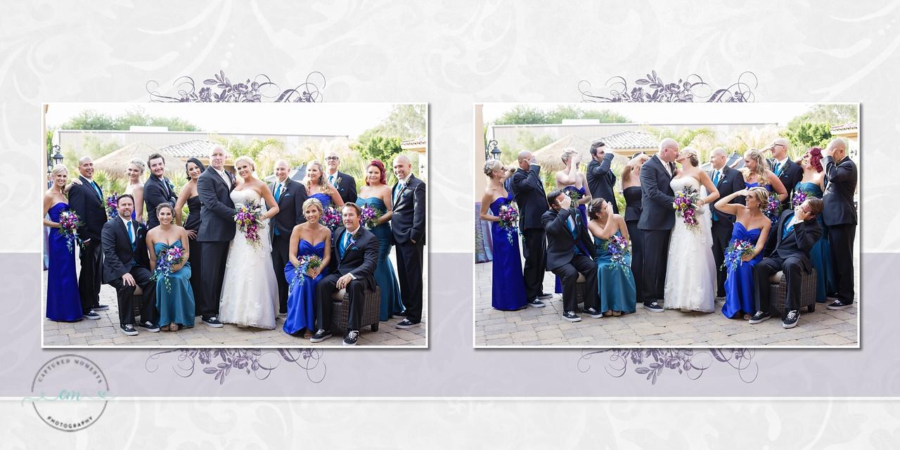 Heather & Brian Wedding Album  - Page 015-016
