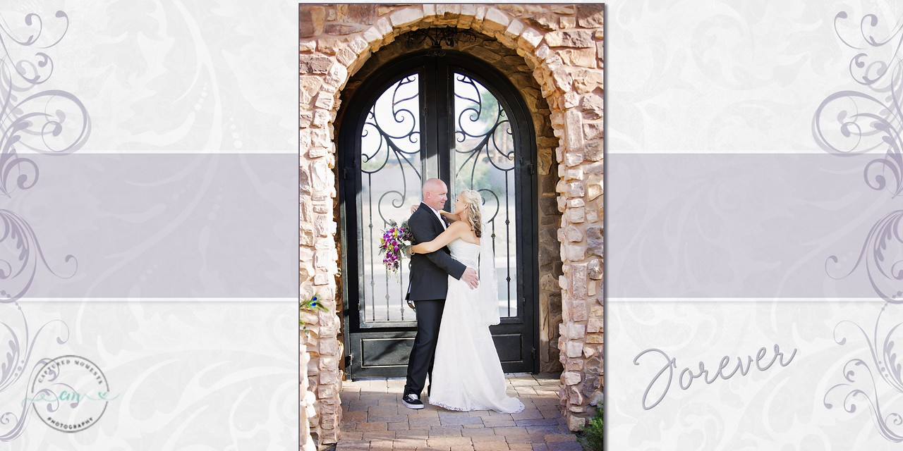 Heather & Brian Wedding Album  - Page 035-036