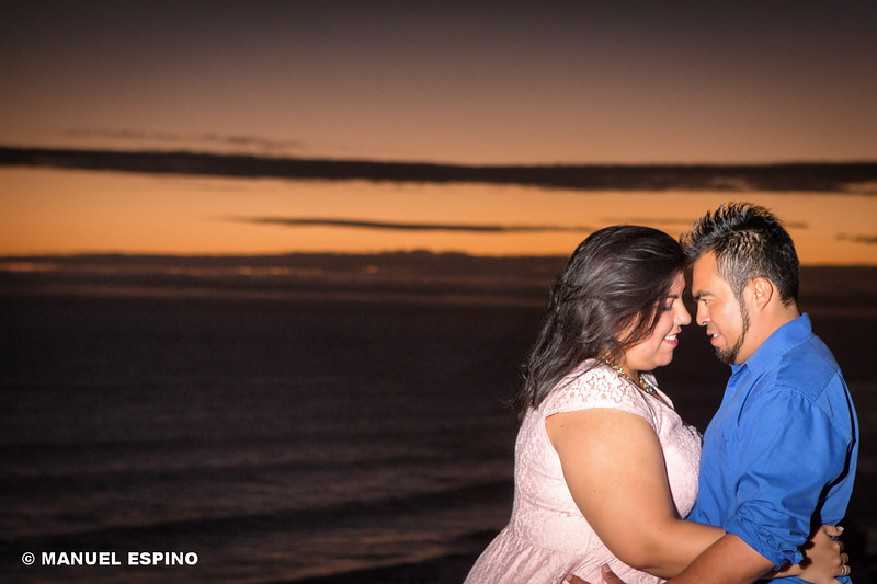 Malibu Photography Engagement Session  06
