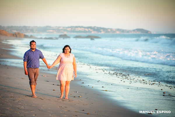 Malibu Photography Engagement Session 02