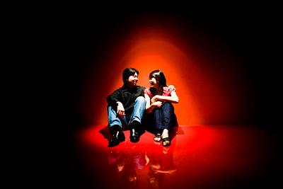 Karsilia + Martin - Engagement Box