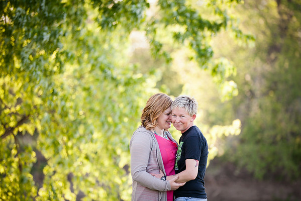 Leesa & Amanda ~Engagement