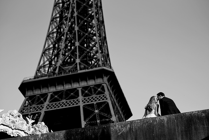 Tour Eiffel Couple