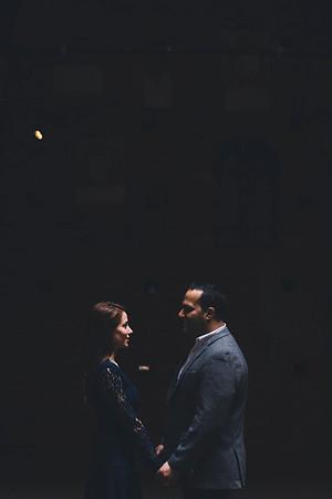 Engagement Maria + Dan in Siena