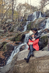 Abigail and Vic's Engagement Photos-Fall