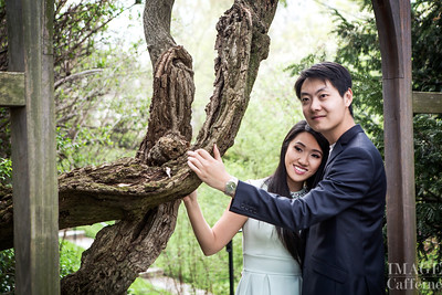 Jerry and Chuanxue's Engagement Photos