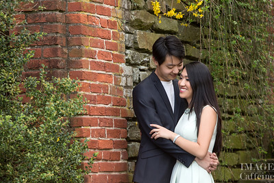 Jerry and Chunxue's Engagement Photos