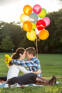 Theresa and Adam's enagement photo session