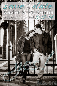 M-X - Engagement Photography Phoenix - Studio 616-1