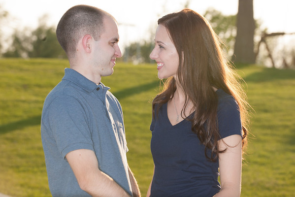 Kevin and Amy
