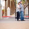 Joe and Jacole's Phoenix Engagement Photographer-Studio 616 Photography