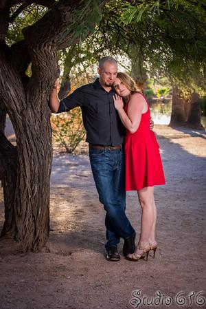 2014-10-28 Bekah-Cody - Phoenix Engagement Photographers -1
