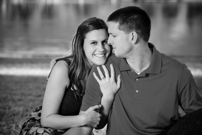 Abbi & Danny Engagement - Studio 616 Photography