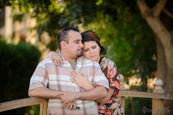 Engagement Photography Phoenix - Studio 616