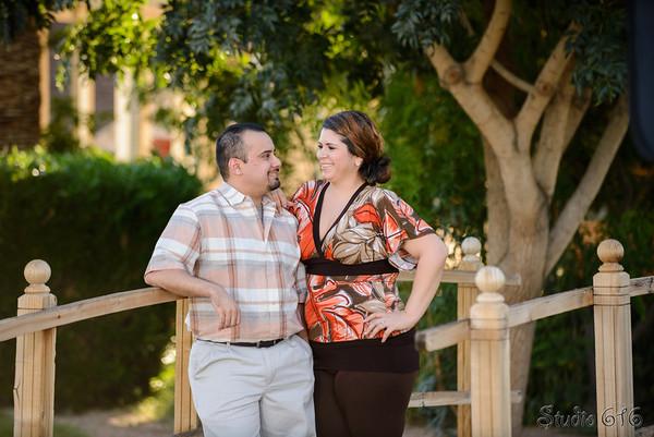 Engagement Photography Phoenix - Studio 616-5