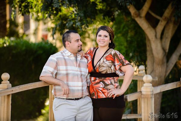 Engagement Photography Phoenix - Studio 616-3