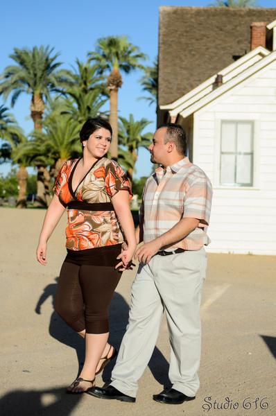 Engagement Photography Phoenix - Studio 616-19