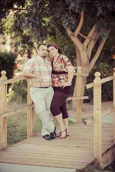 Engagement Photography Phoenix - Studio 616-9