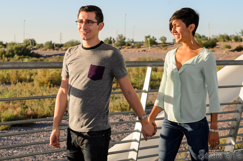 J-J - Engagement Photography Phoenix - Studio 616-11
