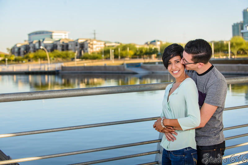 J-J - Engagement Photography Phoenix - Studio 616-3