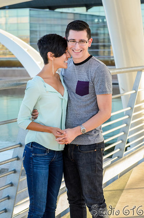 J-J - Engagement Photography Phoenix - Studio 616-10