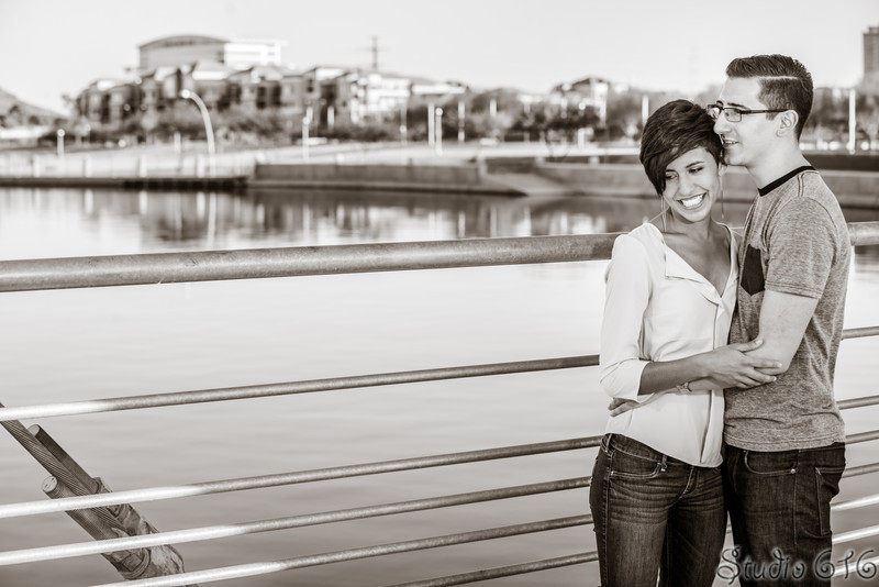 J-J - Engagement Photography Phoenix - Studio 616-1-2