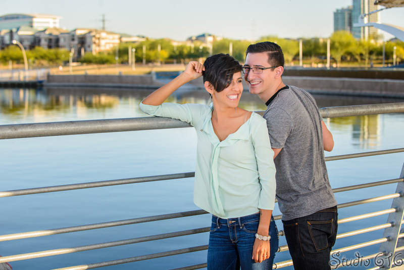 J-J - Engagement Photography Phoenix - Studio 616-6