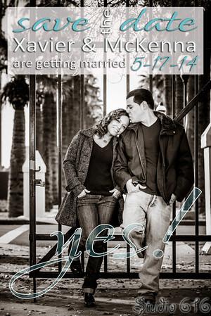 M-X - Engagement Photography Phoenix - Studio 616-1