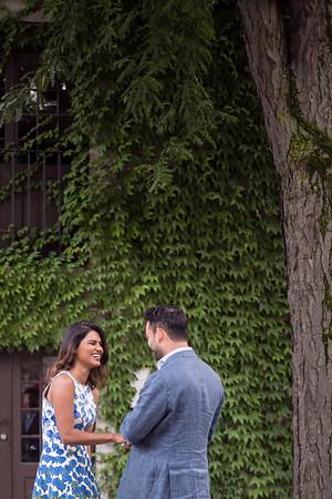 Montreal Engagement Photographer | Lindsay Muciy Photography | Surprise Proposal | Vieux Port