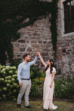Montreal Wedding Photographer | Engagement Photography + Videography | Old Port Montreal | Lindsay Muciy Photo and Video