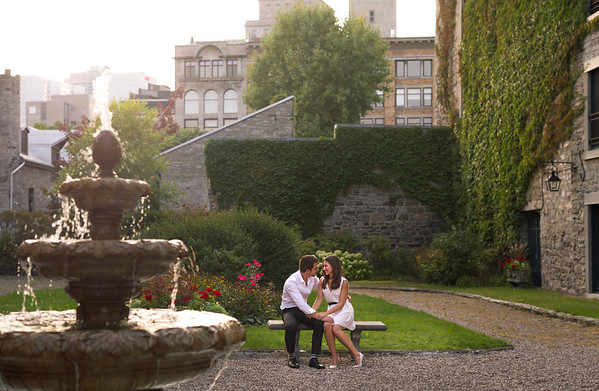 Montreal Engagement Photographer   Old Port   Vieux Port   Lindsay Muciy Photography