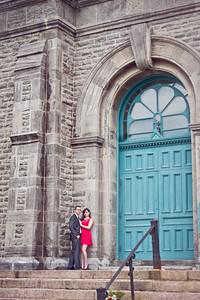 Montreal Wedding Photography | Engagement Photo | Sainte-Agathe-des-Monts Quebec