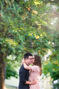 Montreal Wedding  Engagement Photographer Videographer | Westmount Park | Lindsay Muciy Photography | 2016