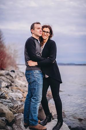 Montreal Wedding Photographer and Videographer + Videographer | Engagment Photography | Montreal Quebec | Lindsay Muciy Photography |