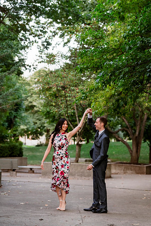 Best Wedding Lifestyle Photographer | Westmount Park | Montreal | Engagment Photography Montreal | LMP Photo and Video
